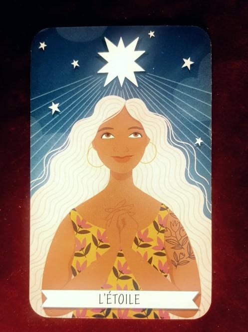 La carte de tarot du mois d'août : l'étoile